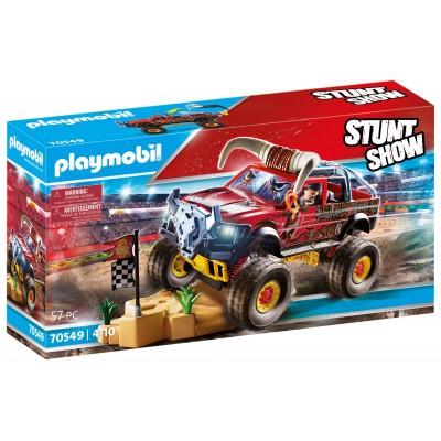Monster Truck Κόκκινος Ταύρος 70549