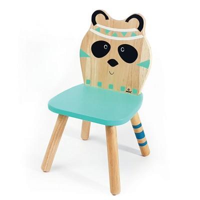 Ξύλινη Παιδική Καρέκλα Πάντα