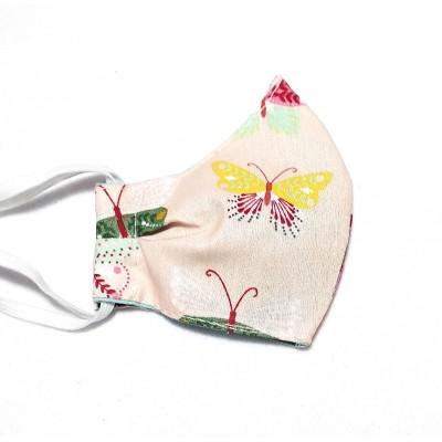 Μάσκα Προστασίας Πεταλούδες Medium
