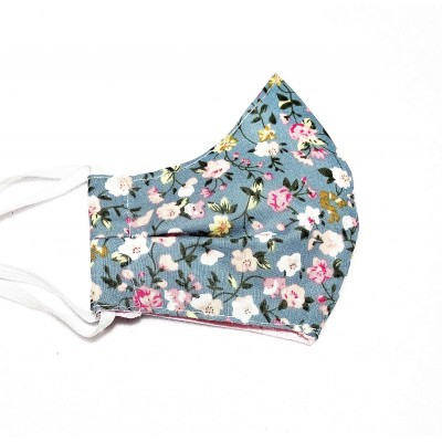 Μάσκα Προστασίας Λουλούδια Medium