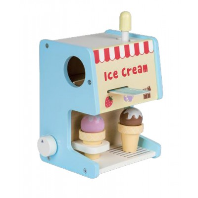 Ξύλινη Μηχανή Παγωτού