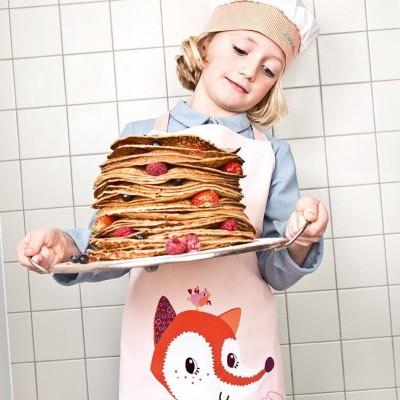 Ποδιά & Καπέλο Μάγειρα Alice