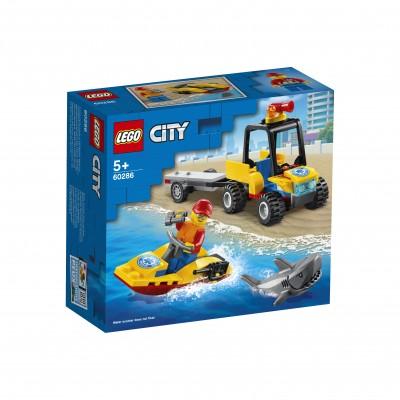 Beach Rescue ATV 60286