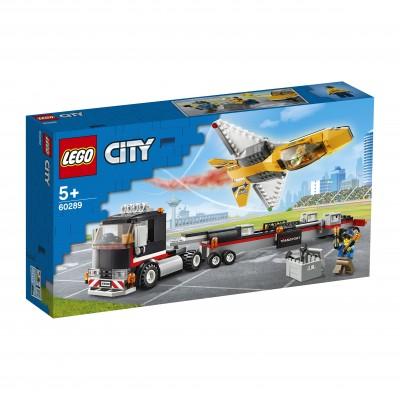 Airshow Jet Transporter 60289