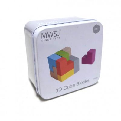 Mini Game 3D Cube Blocks