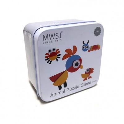 Mini Game Animal Puzzle