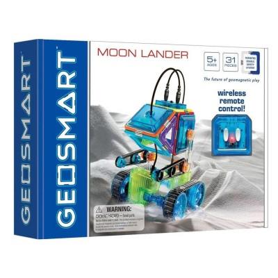 Μαγνητικές Κατασκευές GeoSmart Moon Lander