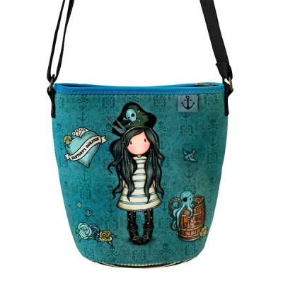 Gorjuss Neoprene Bag - Black Pearl