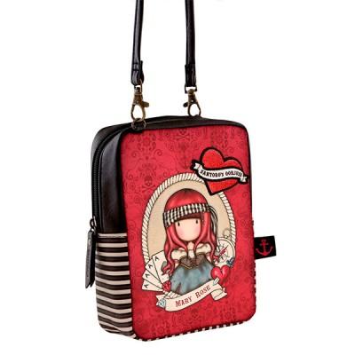 Gorjuss Shoulder Bag - Mary Rose