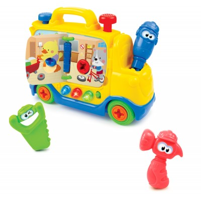 Φορτηγό Με Εργαλεία