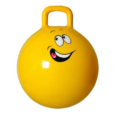 Μπάλα Jumpy Κίτρινη