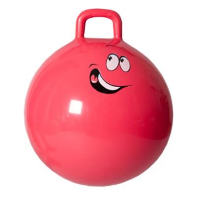 Μπάλα Jumpy Ροζ