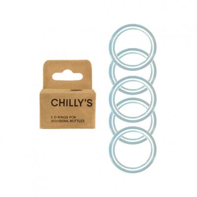 Ανταλλακτικά Σιλικόνης Για Καπάκι Chilly's 260/500ml