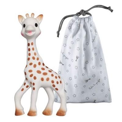 Sophie La Girafe Με Πουγκί Αποθήκευσης