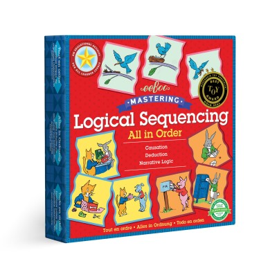 Logical Sequencing All In Order