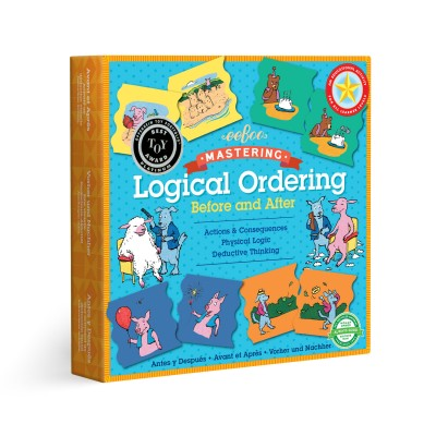 Logical Ordering Before & After