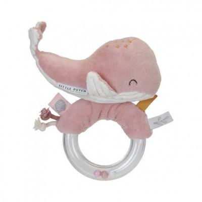 Κουδουνίστρα Φαλαινάκι Ocean Pink
