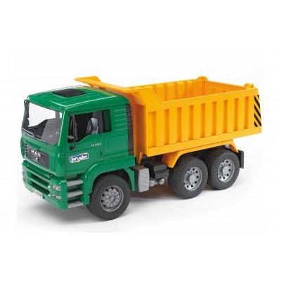Φορτηγό Χωματουργικό MAN