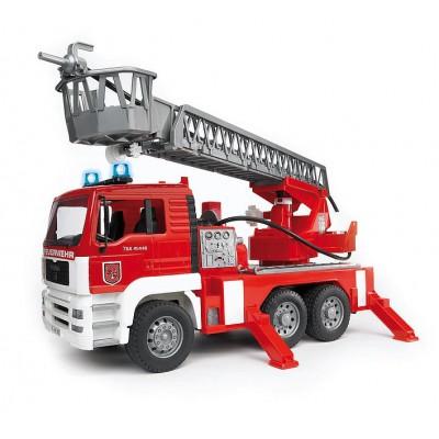 Πυροσβεστική MAN Με Καλάθι