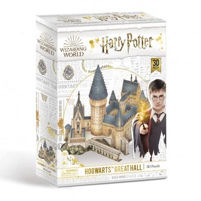 Παζλ 3D Harry Potter Hogwarts Great Hall 185κομ.
