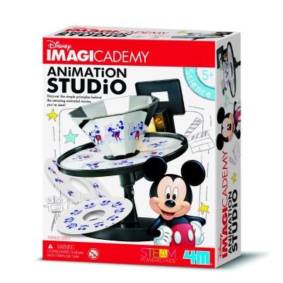 Κατασκευή Animation Studio Mickey