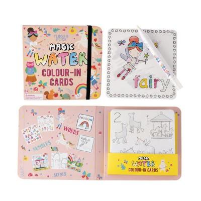 Ζωγραφική Magic Water Cards Rainbow Fairy
