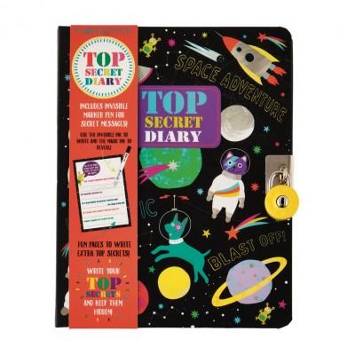 Ημερολόγιο Top Secret Space