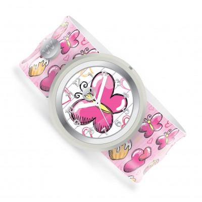 Ρολόι Slap Butterfly Picnic