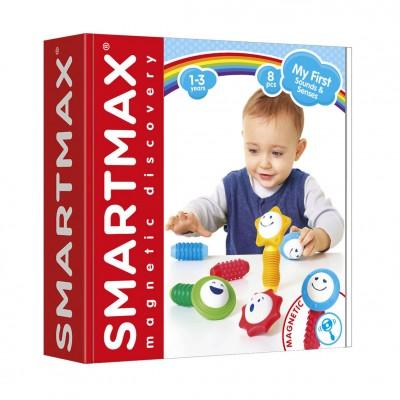 Μαγνητικές Κατασκευές SmartMax My First Sounds & Senses