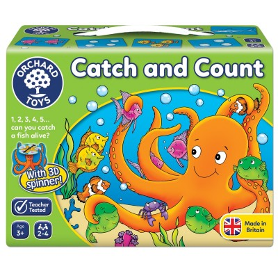 Catch And Count