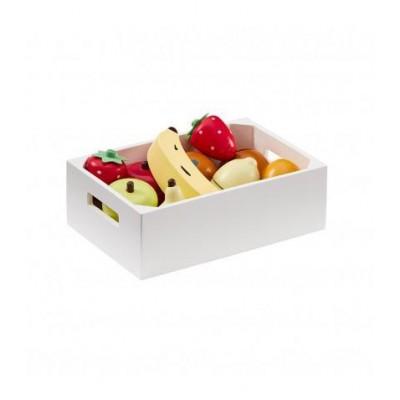 Ξύλινο Σετ Φρούτων Bistrot