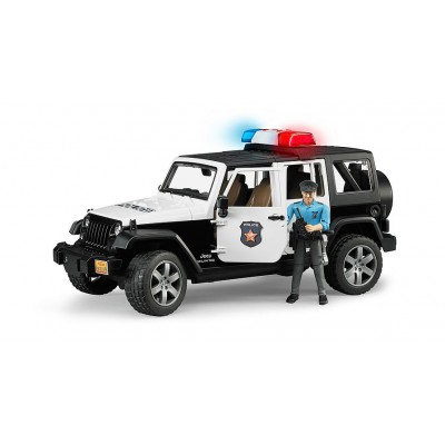 Αστυνομικό Jeep Wrangler Με Αστυνομικό