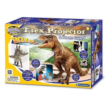 Προτζέκτορας T-REX Δεινόσαυρος Με Ήχο