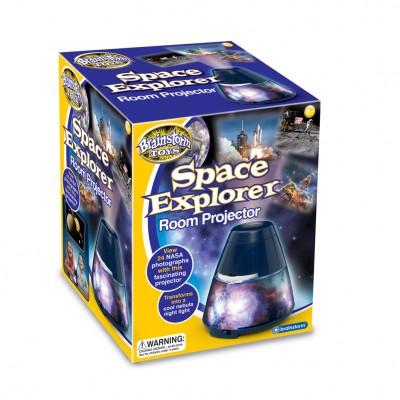 Προτζέκτορας Δωματίου Space Explorer