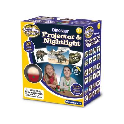 Προτζέκτορας Dinosaurs & Φωτάκι Νυκτός