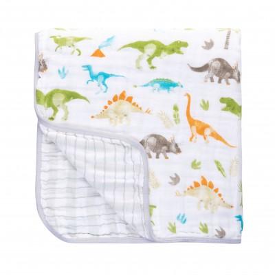 Βρεφική Κουβέρτα Μουσελίνας Dino