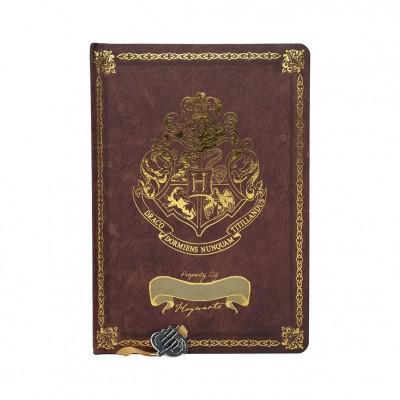 Harry Potter Notebook A5 Burgundy