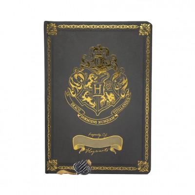 Harry Potter Notebook A5 Black