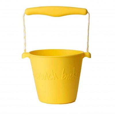 Κουβαδάκι Σιλικόνης Pastel Yellow