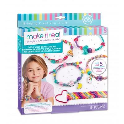 Κατασκευή Κοσμήματα Good Vibes Bracelets Kit