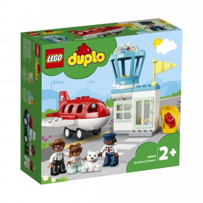 Airplane And Airport 10961