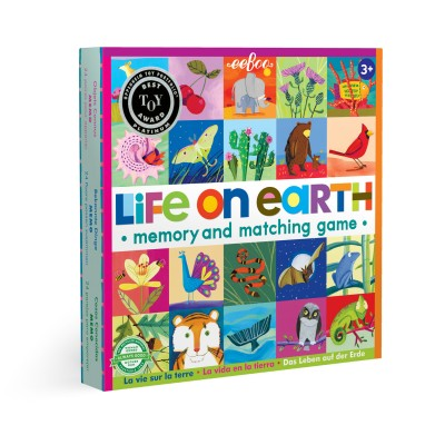Memory Game Life On Earth