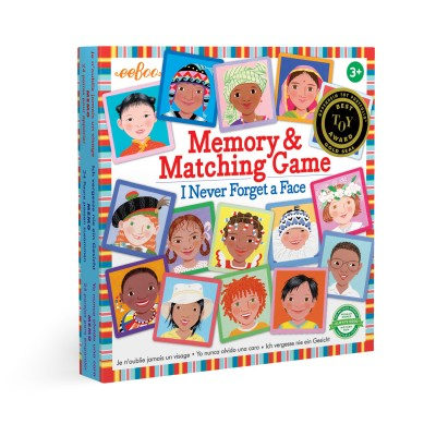 Memory Game I Never Forget A Face