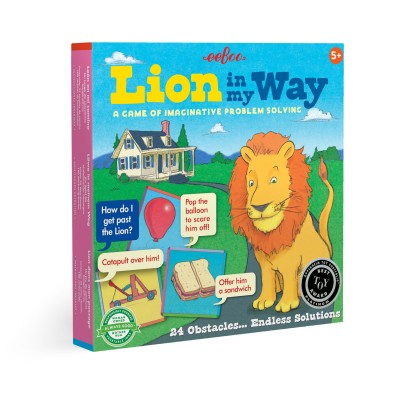 Lion In My Way