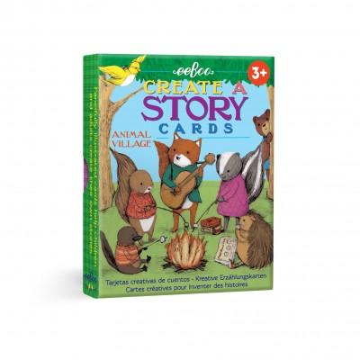 Create A Story Animal Village