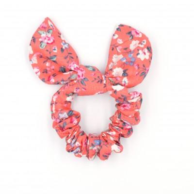 Scrunchies Bunny Coral Garden