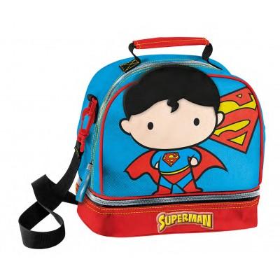 Τσαντάκι Φαγητού Superman