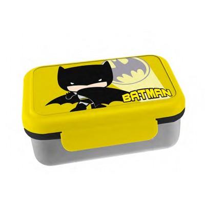 Δοχείο Φαγητού Ανοξείδωτο Batman