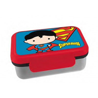Δοχείο Φαγητού Ανοξείδωτο Superman