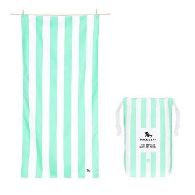 Πετσέτα Θαλάσσης Quickdry Cabana - Narrabeen Green